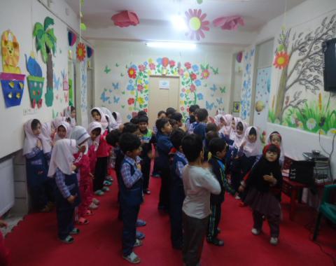 برگزاری مراسم عزاداری دهه آخر صفر توسط نوآموزان