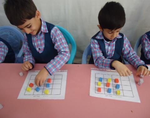 گزیده ای از فعالیتهای کلاسی_آذرماه